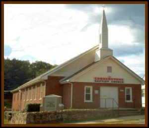 Cornerstone Baptist Church Building